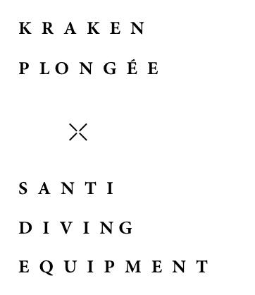 Kraken Plongée x SANTI