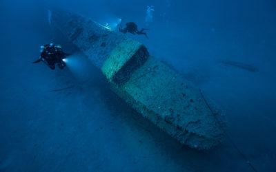 Le Protée # 3 Sous-marin abyssal [CARNET DE PLONGÉES]