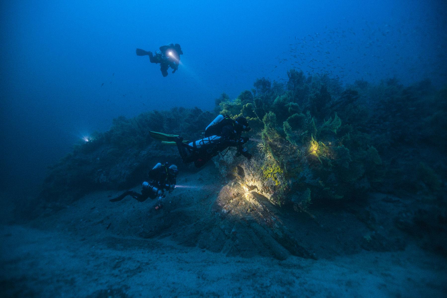 Kraken Plongée plongeurs recycleur rEvo