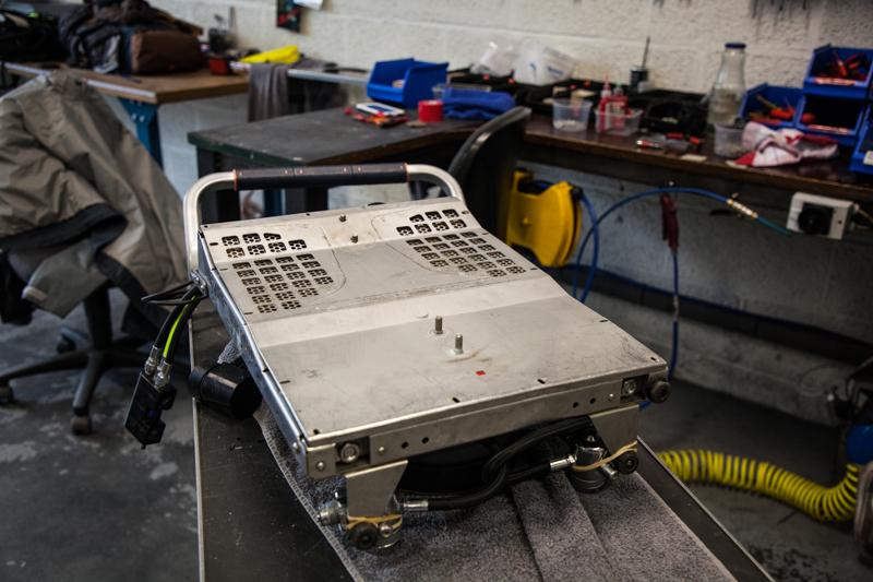 revo rebreather assemblage usine