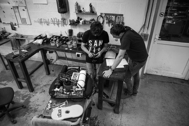 usine revo Thibault et Pieter