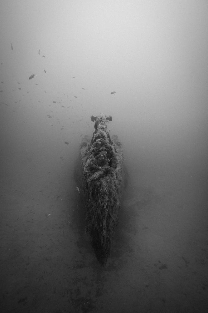 épave Rubis Kraken